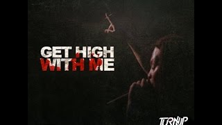 "Waka Flocka Flame x Future x DJ Whoo Kid x Steve Aoki  - ""Get High With Me"" (Prod  808 Mafia)"