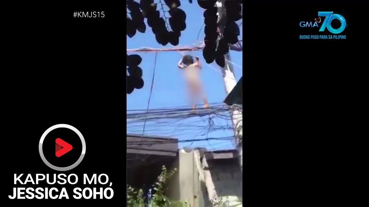 Download Kapuso Mo, Jessica Soho: Babae mula Laguna na umakyat sa poste at nakuryente, kumusta na kaya?