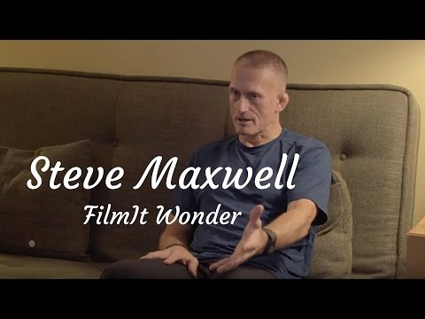 Steve Maxwell Interview: BJJ, Health and Awareness
