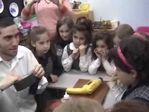 Bnos Yisroel Kindergarten Graduation 2009 Video - Part 1
