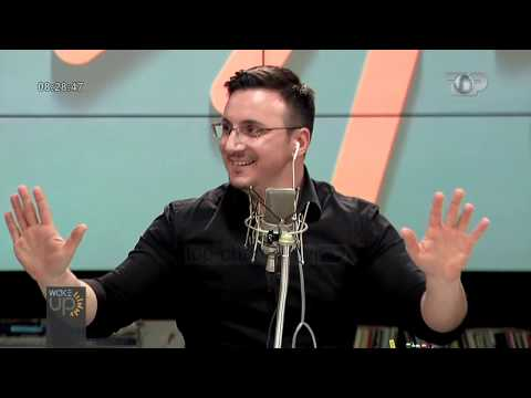 Wake Up, 22 Nentor 2017, Pjesa 3 - Top Channel Albania - Entertainment Show