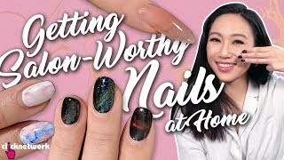 Getting Salon-Worthy Nails at Home - Tried and Tested: EP161