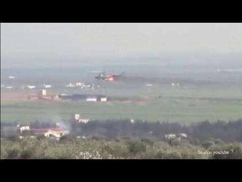 Armenia says Azerbaijan shot down military helicopter