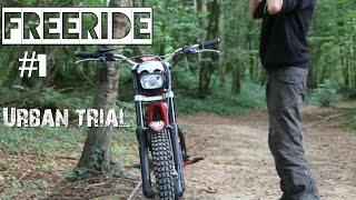Freeride Urban trial Go Pro Hd Txt pro en Normandie #1
