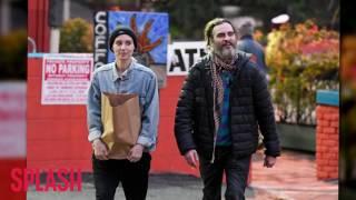 Inside Rooney Mara and Joaquin Phoenix's 'Madly in Love' Relationship   Splash News TV