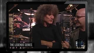Tommy Aldridge on Drum Talk TV!