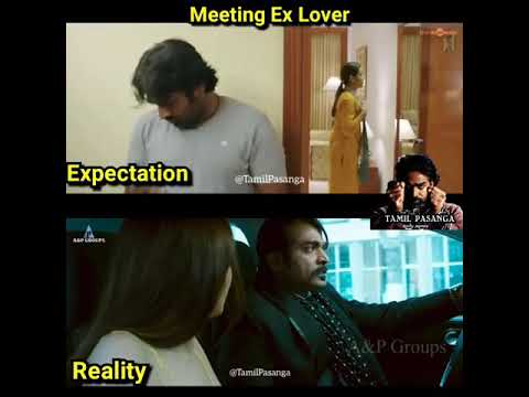 Meeting Ex Lover Expectation Vs Reality Youtube