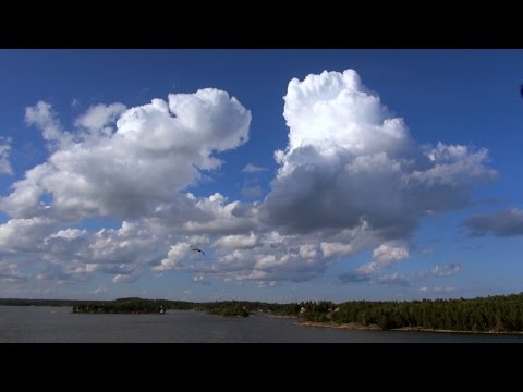 How Much Do Clouds Actually Weigh?