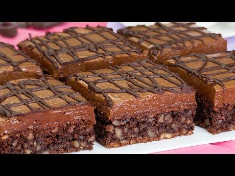 La regina delle torte al cioccolato: il dessert più semplice e fine! | Saporito.TV