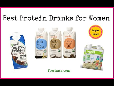 Best Ready to Drink Protein Shakes for Women (2020 Buyers Guide)