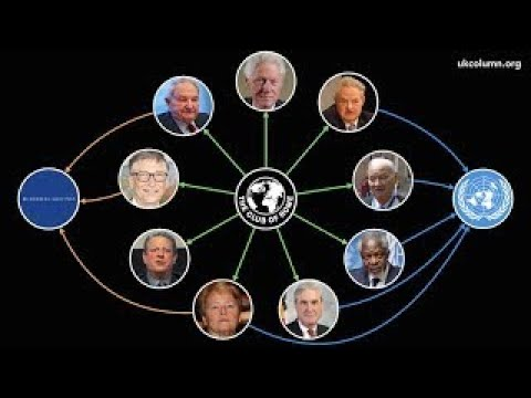 The Best Documentary Ever - David Icke The Club Of Rome