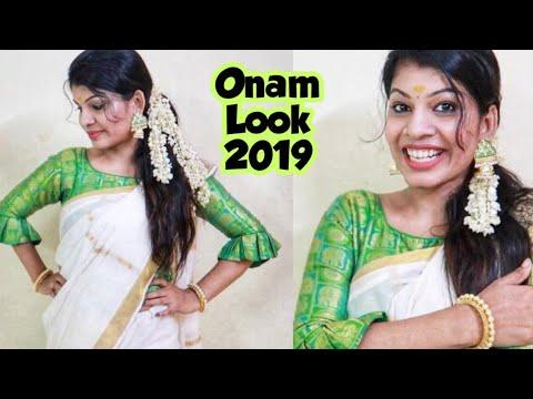 onam-look-2019||rainbow-tag||malayalam||
