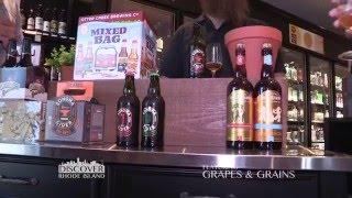 "Grapes & Grains, a ""Discover Rhode Island"" television segment"