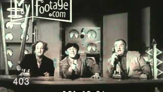 Trailer: The Three Stooges in Orbit (1962)