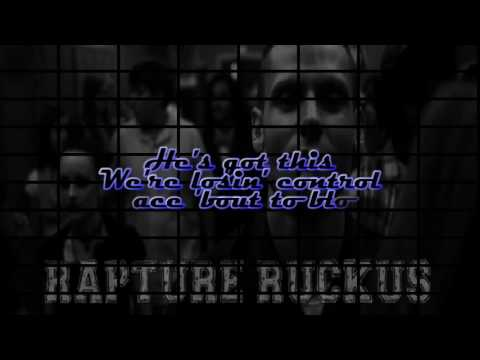 Rapture Ruckus - Mr. Roboto (Lyrics)