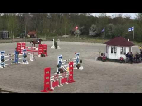 Bel Air and Theodor, CSIP GP 130 cm, first round.