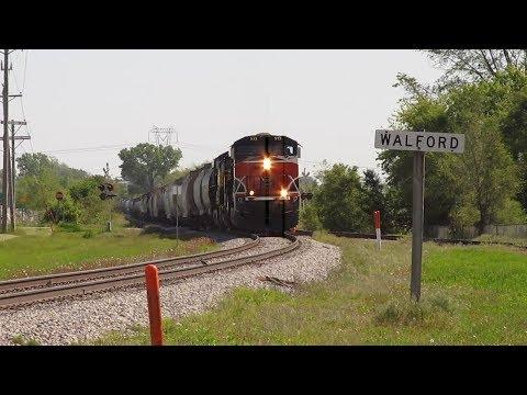 Iowa Interstate CRSA at Walford, Iowa - May 22, 2015