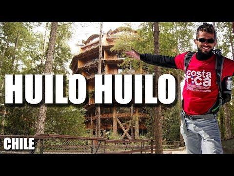 Chile | Huilo Huilo | Volcan Mocho Choshuenco