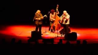 David Grisman FolkJazz Trio | The Handsome Cabin Boy | Boulder Theater | gratefulweb.com