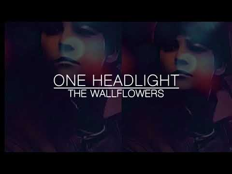 One headlight by the wallflower