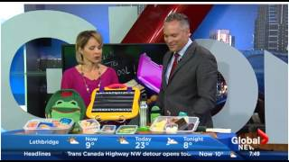 Bento Box Lunches - Healthy Back To School Lunch Ideas