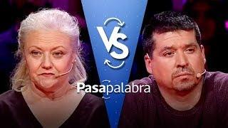 Pasapalabra | Purificación Pérez vs Omar Peña