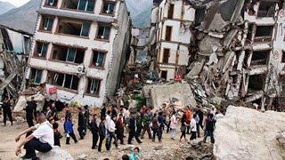 Powerful 6.0 EARTHQUAKE Shakes FIJI 2.24.17