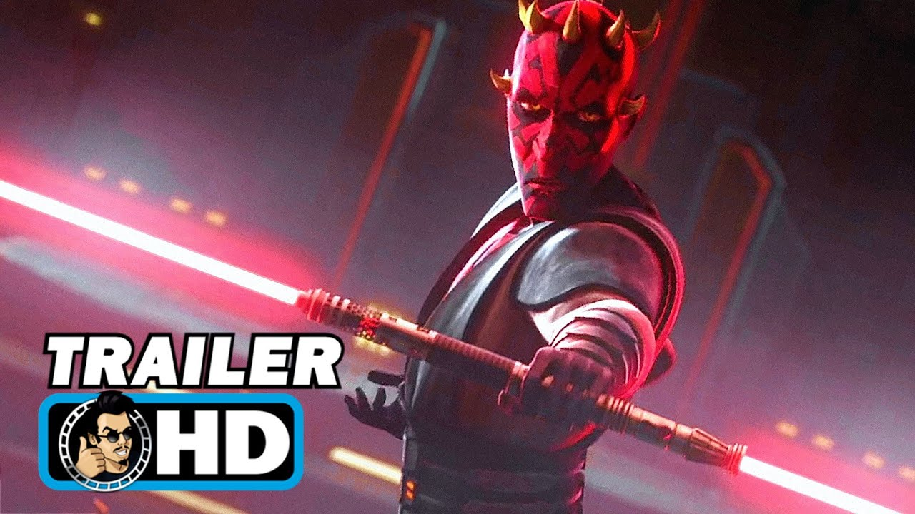 STAR WARS: THE CLONE WARS Season 7 Trailer (2020) Disney+