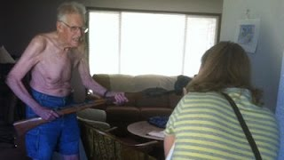 Elderly Nudist Runs for Office? TRCC