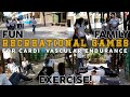 Modified Games for Cardiovascular Endurance