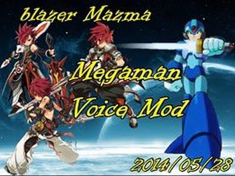 Elsword - Elsword as Megaman/Rockman voice MOD