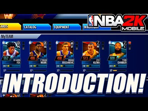 WHAT IS THIS? 🏀 - NBA 2K Mobile #1
