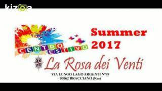 Centro estivo summer 2017 A.s.d. La rosa dei venti