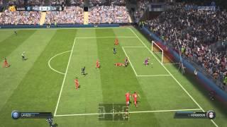 FIFA 15 demo PC Max Settings 1440p gameplay