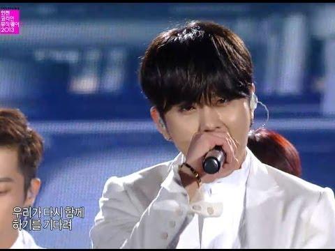 【TVPP】BEAST - Shadow + Beautiful Night, 비스트 -  그림자 + 아름다운 밤이야 @ 2013 Incheon Korean Music Wave