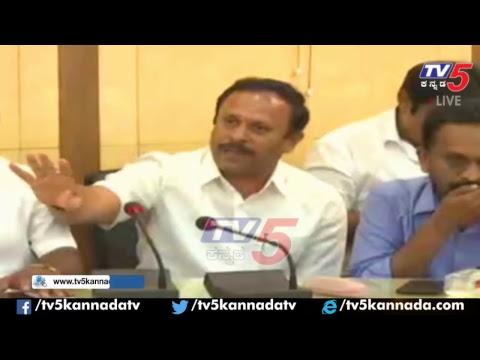 Kannada Film Chamber Reaction on Sruthi Hariharan #metoo Allegations | Arjun Sarja | TV5 Kannada
