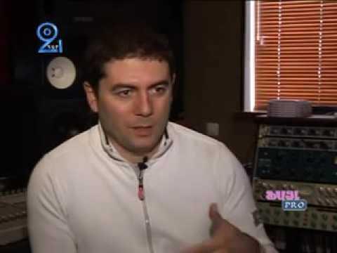 Hayko interwiew for eurovision 2011