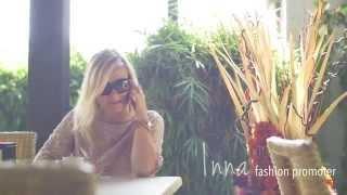 a day with Inna Fashion Promoter Инна Красильникова свадебный агент Италия ткани сток