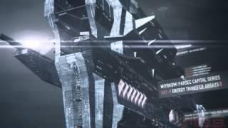 Eve Online - Трейлер Технические характеристики Wyvern