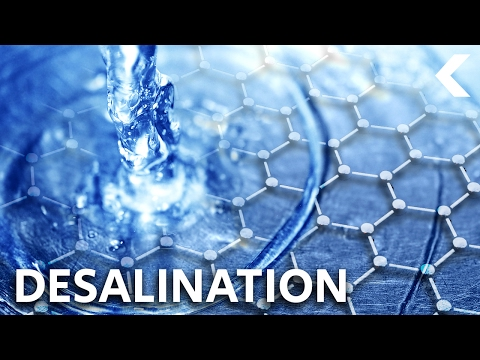Graphene Could Solve the World's Water Crisis