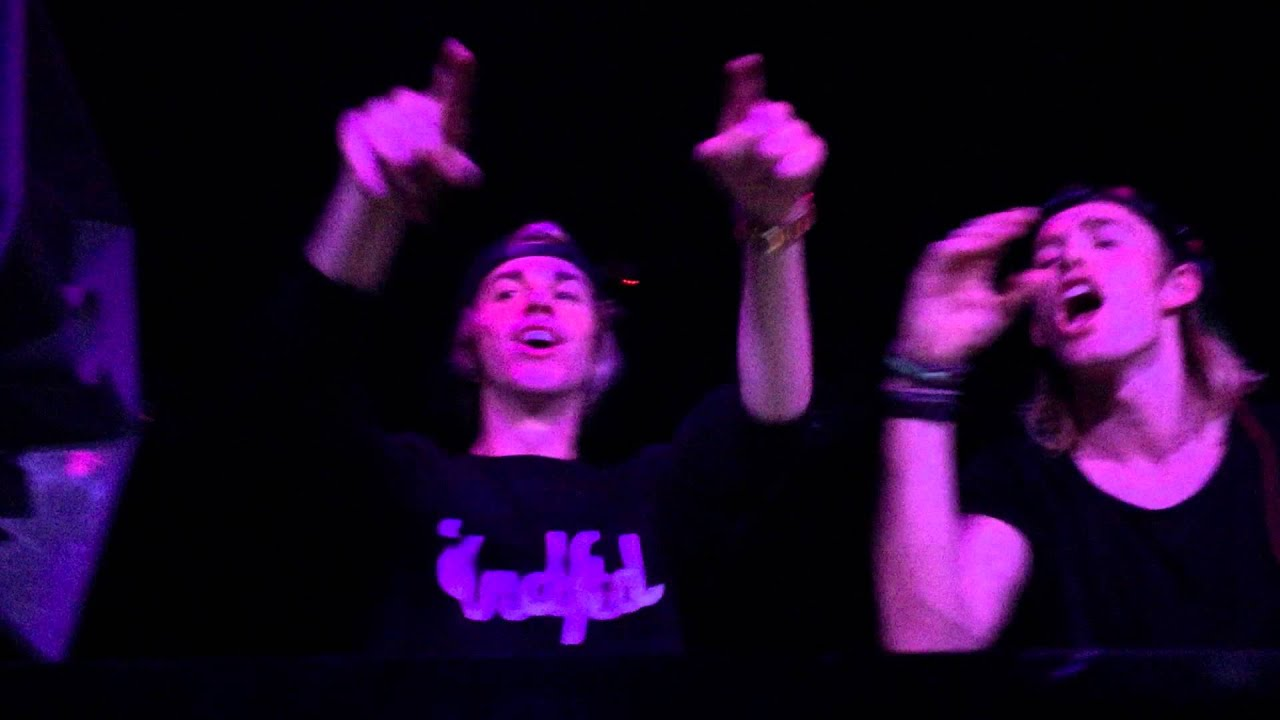 Download 5 Hours-Will Sparks B2B Joel Fletcher Live @ The Mid, Chicago [Oct 25, 2014]