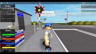 ROBLOX | Rotish Isles 2.0 | Willensbury Level Crossing
