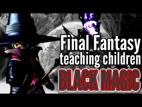 Crazy news reporter claims Final Fantasy 'grooms children for the anti-christ'