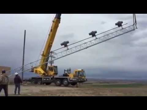 Wyoming Public Radio's Torrington Tower Going Up