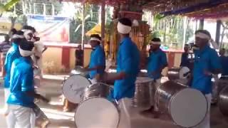 NAZIK DHOL RUDRAKSHA  Team @ Koduvayur. MAHASIVARATHRI
