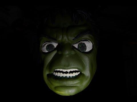 Hulk Halloween Party