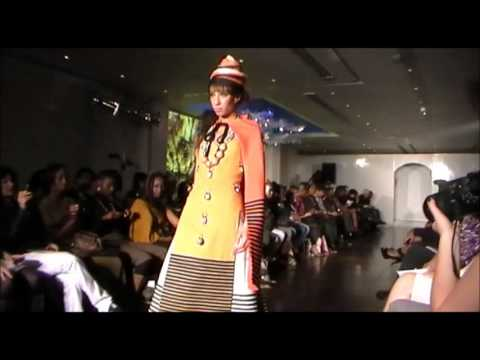 Xhosa dress. Cape Town South Africa