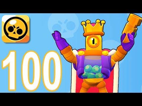 Brawl Stars - Gameplay Walkthrough Part 100 - Loaded Rico (iOS, Android)