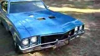 1972 Buick GS Stage 1 WOW