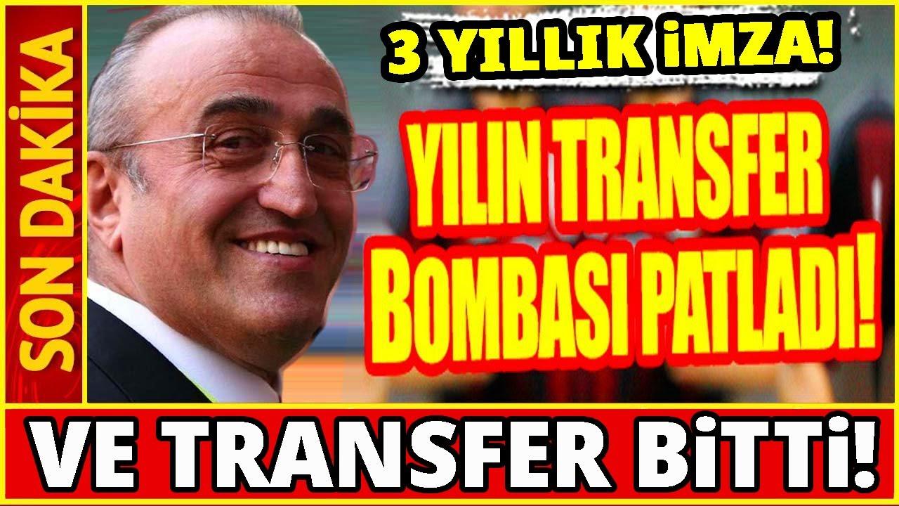 Dünya Yıldızı Galatasaray ile Anlaştığını Resmen Açıkladı! (3 YILLIK İMZA!)